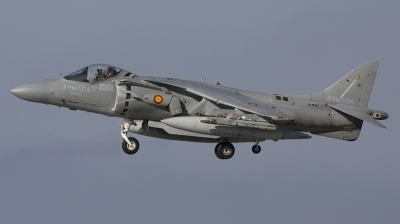 Photo ID 27746 by Maurice Hendriks - Afterburner Images. Spain Navy McDonnell Douglas EAV 8B Harrier II Plus, VA 1B 29