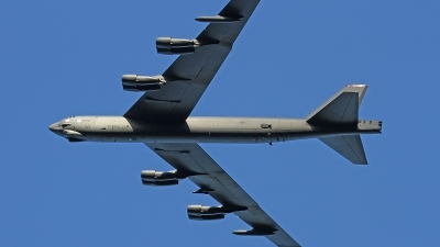 Photo ID 247109 by Fernando Sousa. USA Air Force Boeing B 52H Stratofortress, 60 0022