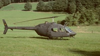 Photo ID 247208 by Klemens Hoevel. USA Army Bell OH 58C Kiowa 206A 1, 69 16254