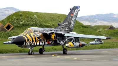 Photo ID 247191 by Carl Brent. Germany Air Force Panavia Tornado ECR, 46 33