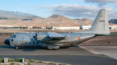 Photo ID 247215 by Pedro Castellano Garcia. Belgium Air Force Lockheed C 130H Hercules L 382, CH 01