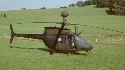 Photo ID 247263 by Klemens Hoevel. USA Army Bell OH 58D Kiowa 406, 85 24729