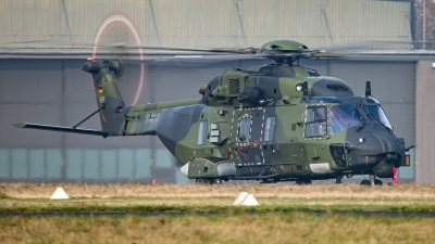 Photo ID 247305 by Jens Wiemann. Germany Army NHI NH 90TTH, 79 22