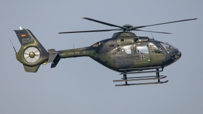 Photo ID 247306 by Jens Wiemann. Germany Army Eurocopter EC 135T1, 82 54