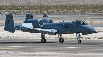 Photo ID 247385 by Niels Roman / VORTEX-images. USA Air Force Fairchild A 10C Thunderbolt II, 79 0169