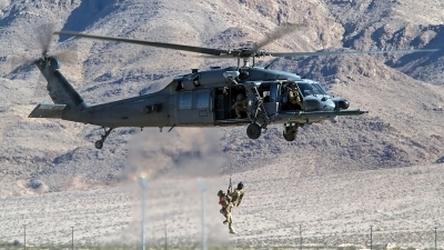 Photo ID 247447 by Niels Roman / VORTEX-images. USA Air Force Sikorsky HH 60G Pave Hawk S 70A, 87 26012