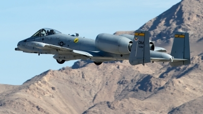 Photo ID 247387 by Niels Roman / VORTEX-images. USA Air Force Fairchild A 10C Thunderbolt II, 78 0684