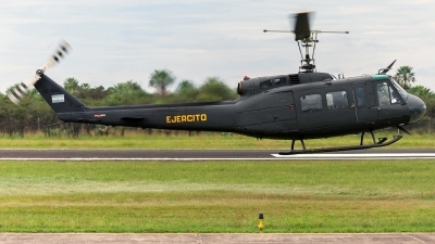 Photo ID 247365 by Cristian Ariel Martinez. Argentina Army Bell UH 1H II Iroquois 205, AE 466