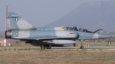 Photo ID 247428 by John Pitsakis. Greece Air Force Dassault Mirage 2000 5BG, 509
