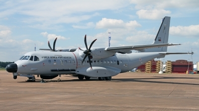 Photo ID 247578 by Peter Fothergill. Portugal Air Force CASA C 295MPA Persuader, 16708