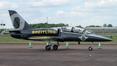 Photo ID 247592 by Peter Fothergill. Private Breitling Jet Team Aero L 39C Albatros, ES YLR