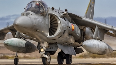 Photo ID 247604 by MANUEL ACOSTA. Spain Navy McDonnell Douglas EAV 8B Harrier II, VA 1B 36