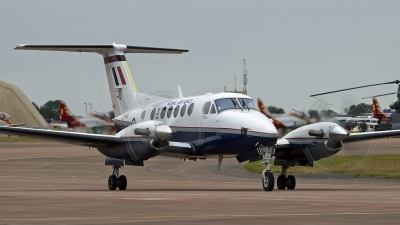 Photo ID 248010 by Niels Roman / VORTEX-images. UK Air Force Beech Super King Air B200 GT, ZK460
