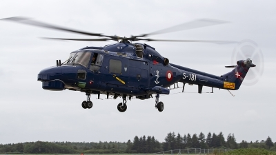 Photo ID 247658 by Niels Roman / VORTEX-images. Denmark Navy Westland WG 13 Super Lynx Mk90, S 181