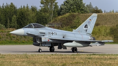 Photo ID 247661 by Niels Roman / VORTEX-images. Germany Air Force Eurofighter EF 2000 Typhoon S, 30 73