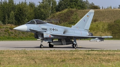 Photo ID 247633 by Niels Roman / VORTEX-images. Germany Air Force Eurofighter EF 2000 Typhoon S, 30 64