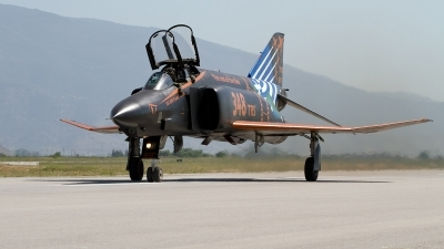 Photo ID 250144 by Niels Roman / VORTEX-images. Greece Air Force McDonnell Douglas RF 4E Phantom II, 7499