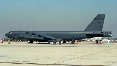 Photo ID 247677 by Michael Baldock. USA Air Force Boeing B 52H Stratofortress, 60 0014