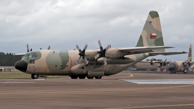 Photo ID 248190 by Niels Roman / VORTEX-images. Oman Air Force Lockheed C 130H Hercules L 382, 502