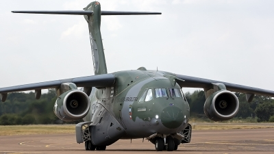 Photo ID 248337 by Niels Roman / VORTEX-images. Brazil Air Force Embraer KC 390, PT ZNJ