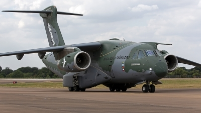 Photo ID 248107 by Niels Roman / VORTEX-images. Brazil Air Force Embraer KC 390, PT ZNJ