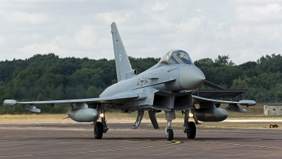 Photo ID 248081 by Niels Roman / VORTEX-images. Germany Air Force Eurofighter EF 2000 Typhoon S, 30 94