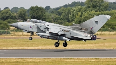 Photo ID 247846 by Niels Roman / VORTEX-images. UK Air Force Panavia Tornado GR4, ZA588