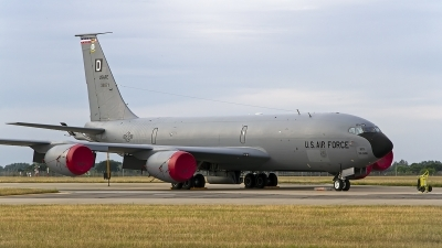 Photo ID 247749 by Niels Roman / VORTEX-images. USA Air Force Boeing KC 135R Stratotanker 717 148, 63 8871