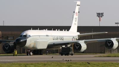 Photo ID 27832 by Ian Older. USA Air Force Boeing RC 135S 717 148, 61 2663