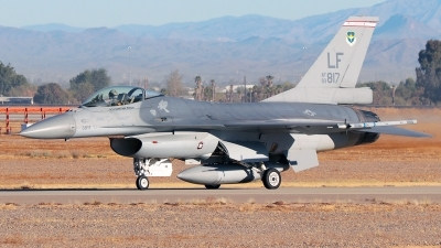 Photo ID 247794 by Misael Ocasio Hernandez. USA Air Force General Dynamics F 16A Fighting Falcon, 93 0817
