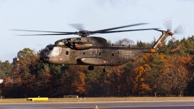 Photo ID 247900 by Mathias Grägel - GME-AirFoto. Germany Army Sikorsky CH 53G S 65, 84 47