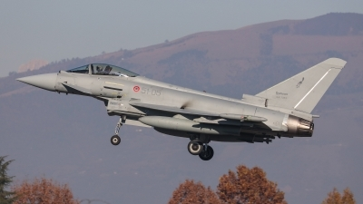Photo ID 247892 by Giampaolo Tonello. Italy Air Force Eurofighter F 2000A Typhoon EF 2000S, MM7353