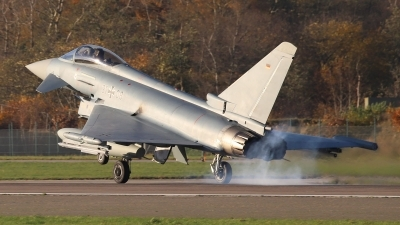 Photo ID 247909 by Benjamin Henz. Germany Air Force Eurofighter EF 2000 Typhoon S, 31 08