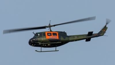 Photo ID 248027 by Thomas Ziegler - Aviation-Media. Germany Army Bell UH 1D Iroquois 205, 71 12