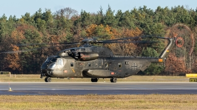 Photo ID 248125 by Thomas Ziegler - Aviation-Media. Germany Army Sikorsky CH 53GA S 65, 84 47