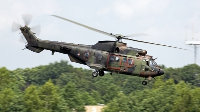 Photo ID 247974 by Niels Roman / VORTEX-images. Netherlands Air Force Aerospatiale AS 532U2 Cougar MkII, S 456