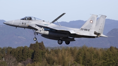 Photo ID 248196 by Chris Lofting. Japan Air Force McDonnell Douglas F 15J Eagle, 22 8812