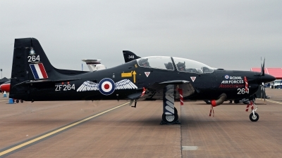 Photo ID 248349 by Peter Fothergill. UK Air Force Short Tucano T1, ZF264