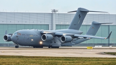 Photo ID 248521 by Rainer Mueller. Australia Air Force Boeing C 17A Globemaster III, A41 207