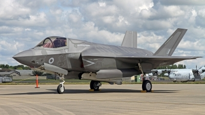 Photo ID 248874 by Peter Fothergill. UK Air Force Lockheed Martin F 35B Lightning II, ZM137