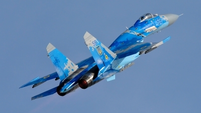 Photo ID 248559 by Frank Deutschland. Ukraine Air Force Sukhoi Su 27P1M,