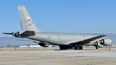 Photo ID 250330 by Gerald Howard. USA Air Force Boeing KC 135R Stratotanker 717 148, 62 3509