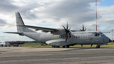 Photo ID 248650 by Peter Fothergill. Finland Air Force CASA C 295M, CC 3