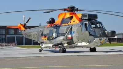Photo ID 248698 by Helwin Scharn. Germany Navy Westland Sea King Mk41, 89 65