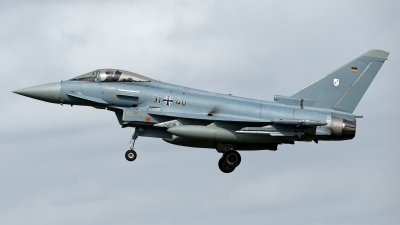Photo ID 248692 by Rainer Mueller. Germany Air Force Eurofighter EF 2000 Typhoon S, 31 40