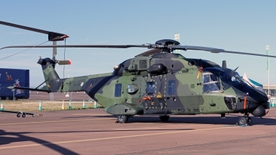 Photo ID 248689 by Peter Fothergill. Finland Army NHI NH 90TTH, NH 218