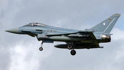 Photo ID 248728 by Rainer Mueller. Germany Air Force Eurofighter EF 2000 Typhoon S, 31 05