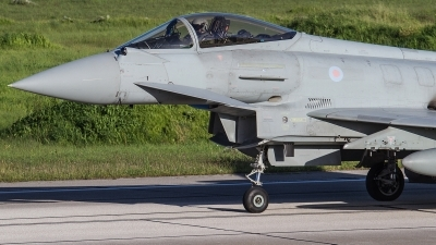 Photo ID 248780 by Nikos A. Ziros. UK Air Force Eurofighter Typhoon FGR4, ZK304