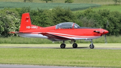 Photo ID 248806 by Ludwig Isch. Private Private Pilatus PC 7 Turbo Trainer, HB HMU