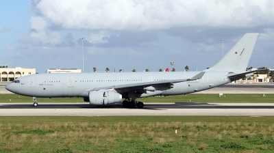 Photo ID 248820 by Duncan Portelli Malta. UK Air Force Airbus Voyager KC2 A330 243MRTT, ZZ343